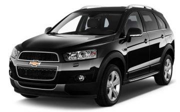Rent Chevrolet Captiva (5+2)